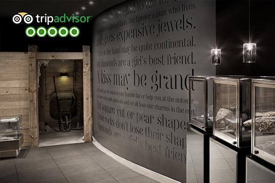 Cape Town Diamond Museum TripAdvisor rating